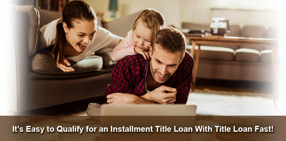 guaranteed installment title loans bad credit direct lenders only